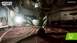 Стало доступно для скачивания RTX техно-демо игры Atomic Heart