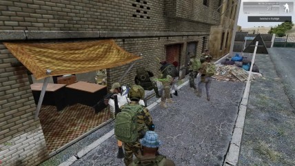 [ARMA 3] Ивент Zombies and Demons 2 ФРОНТА!