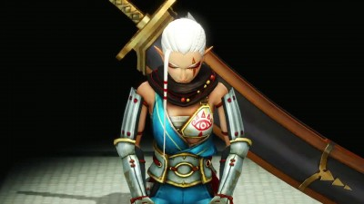 "Hyrule Warriors - Zelda ""Трейлер Impa (Wii U)"""