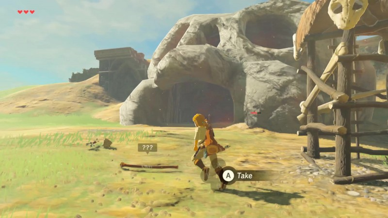 Legend of Zelda: Breath of the Wild Геймплей на эмуляторе Cemu версии 1 7 4