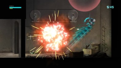 ICEY - PS4-версия сайдскроллингового экшена обрела дату релиза на Западе
