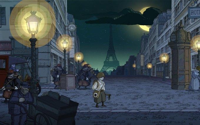 Потрачено: Игра Valiant Hearts как произведение искусства. Изображение №4.
