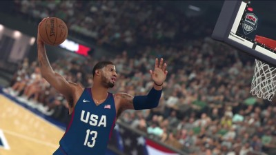 "NBA 2K17 ""Трейлер Dream Team (PS4 / Xbox One)"""