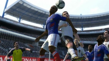 PES 2011 First Look Screenshots
