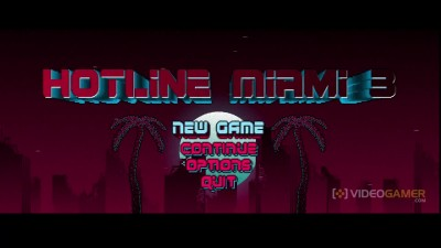 Тизер Hotline Miami 3