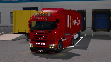"ETS 2 ""Scania G Modifications v.1.1"""