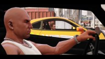 Сцена гонки из фильма Fast and the Furious (Форсаж) воссоздана в GTA 5