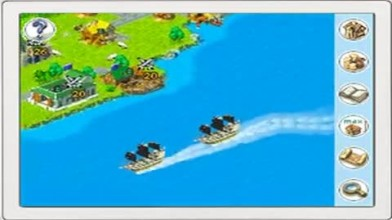 Геймплейный ролик из ANNO 1701: Dawn of Discovery