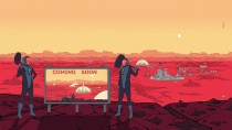 "Трейлер Surviving Mars - Domes, ""Living on Mars"""