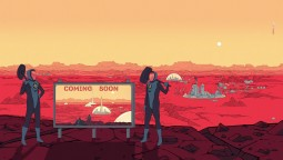 Трейлер Surviving Mars - Domes,