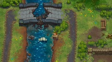 Симулятор кладбищенского смотрителя Graveyard Keeper для XOne и PC получил новый трейлер