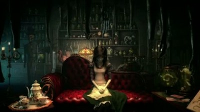 "Alice: Madness Returns ""Haunting Wonderland Teaser"""