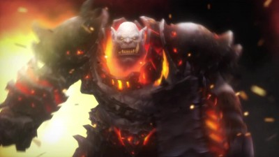 "World of Warcraft: Warlords of Draenor ""Сюжетный трейлер"""