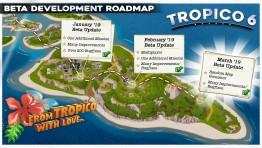 Мартовское обновление Tropico 6 [BETA]