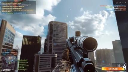 Battlefield 0 Рандомные моменты #97