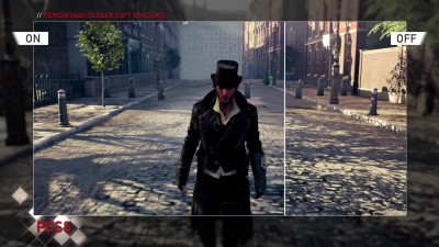 "Assassin's Creed Syndicate ""NVIDIA GameWorks трейлер """