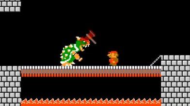 Mario в ярости