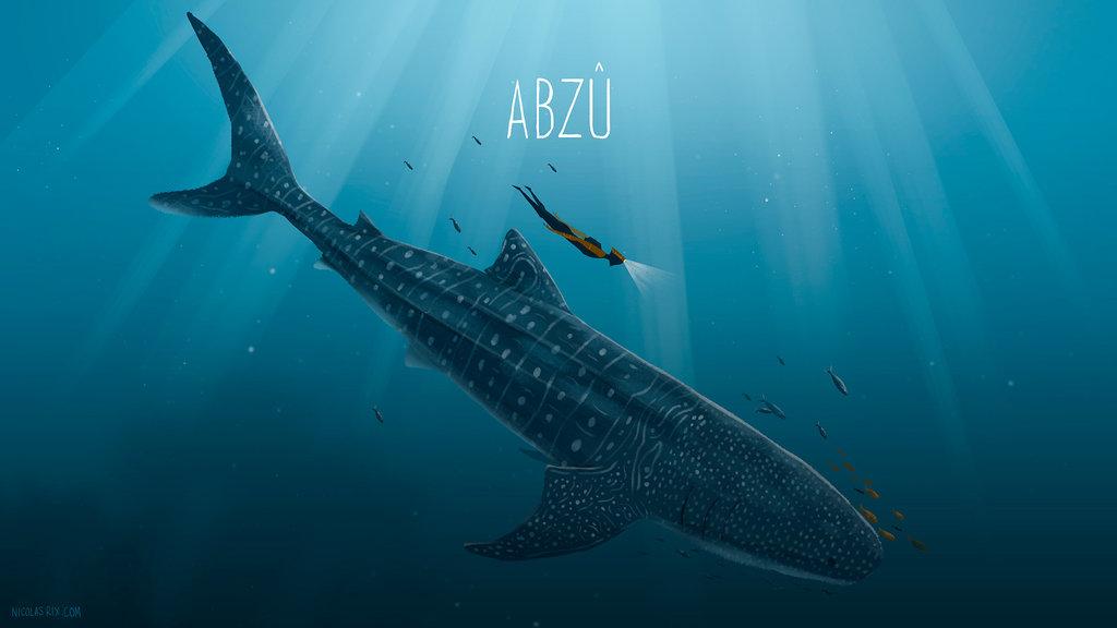 скачать игры через торрент Abzu - фото 7