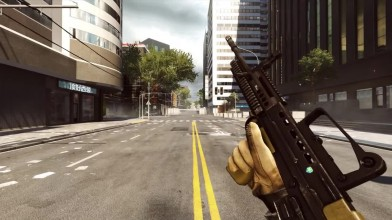 Battlefield 4 vs Warface (сравнение звук оружия)