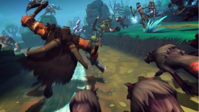 Dungeon Defenders II в Steam Early Access. PS4-версия выйдет в 2015-м