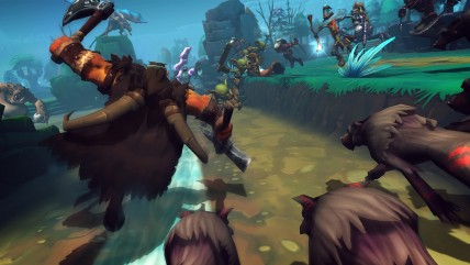 Dungeon Defenders II в Steam Early Access. PS4-версия выйдет в 2015-м