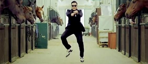 Трейлер Just Dance 4: Gangnam Style