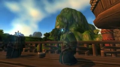"World of Warcraft: Mists of Pandaria ""Valley of the Four Winds Zone"""