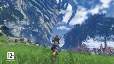 Xenoblade Chronicles 2 - Трейлер Nintendo Switch