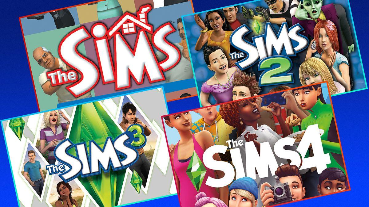 Серия The Sims 4 празднует 20-летие