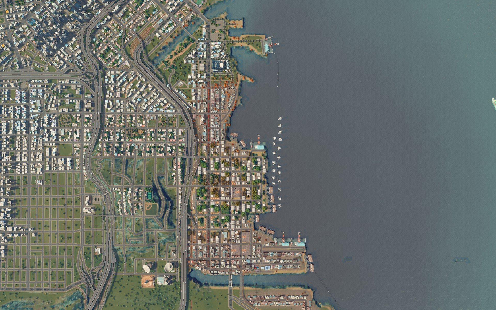 Как сделать карту cities skylines 377