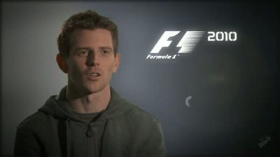 "F1 2010 ""Developer Diary Trailer"""
