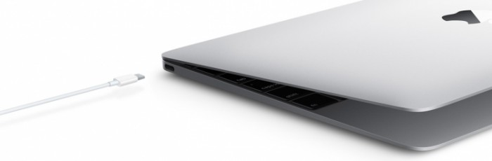 Apple MacBook c USB-C
