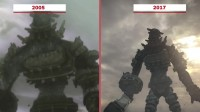 Shadow of the Colossus TGS Сравнение: 2005 vs. 2017 (IGN)