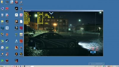 Тест Need for Speed 2015 запуск на среднем ПК (6 ядер, 12 ОЗУ, Radeon HD 7870 2 Гб)
