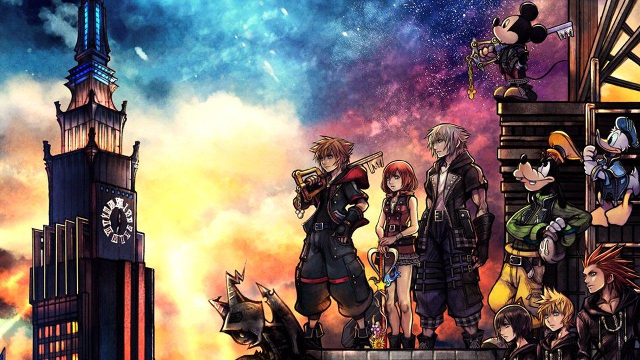 Состоялся релиз всех частей Kingdom Hearts на PC, игры вышли без защиты Denuvo и уже взломаны