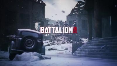 Новый трейлер шутера Battalion 1944