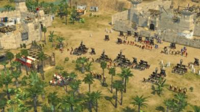 Stronghold Crusader 2 вырвалась в топ продаж в Steam!