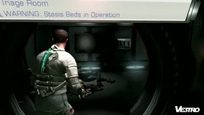 "Dead Space 2 ""Hacking Stasis Controls"""