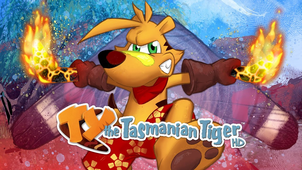 Трейлер TY the Tasmanian Tiger HD для Nintendo Switch