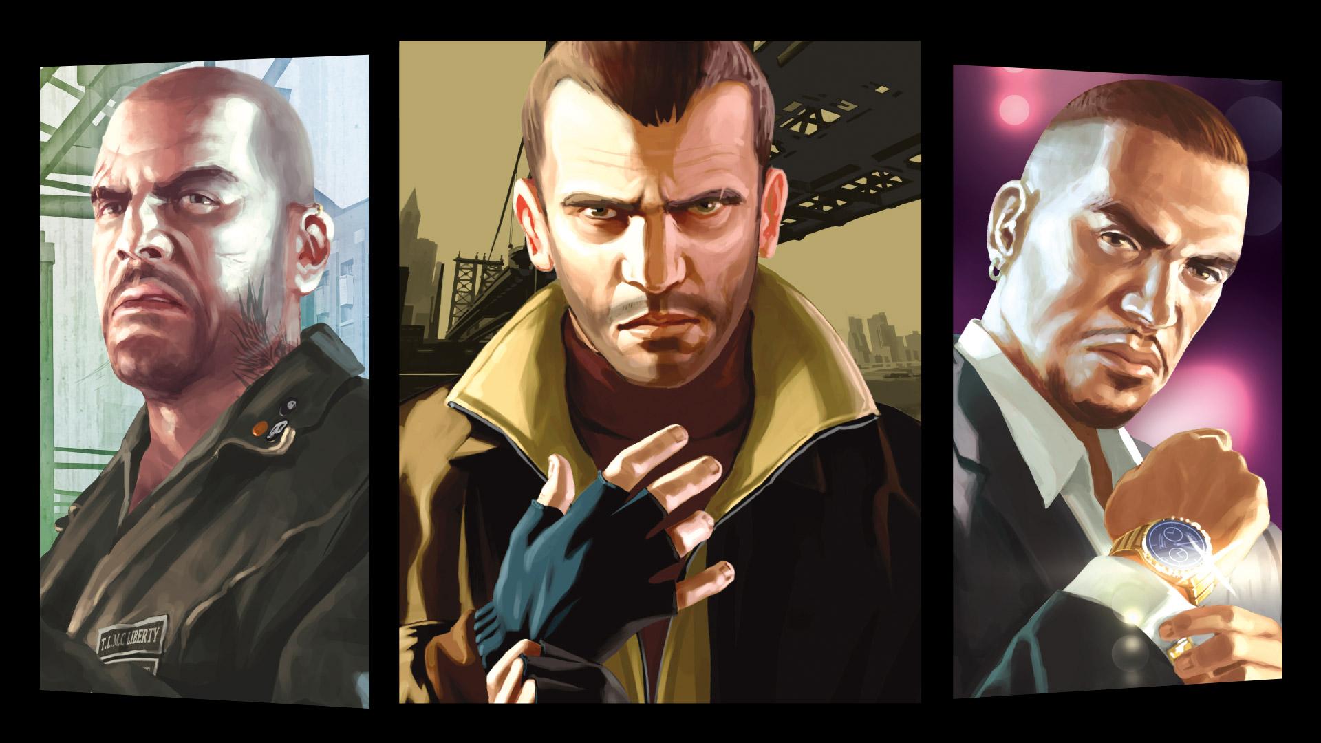 Grand Theft Auto IV снова можно купить на ПК