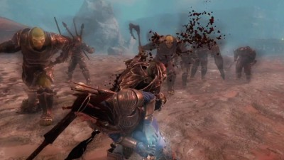"Middle-earth: Shadow of Mordor ""The Bright Lord DLC"""