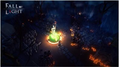 Экшен/RPG Fall of Light получила демо