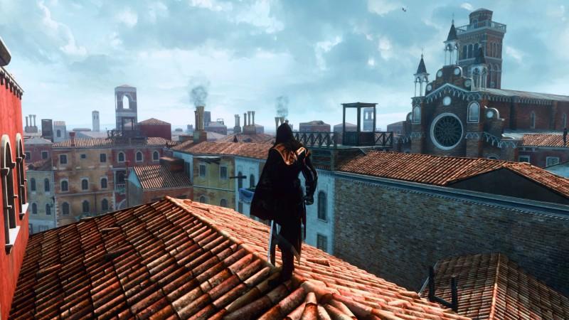 Assassin's Creed II. Скриншот мой