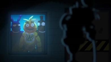 "ПЯТЬ НОЧЕЙ С ФРЕДДИ - СЕРИЯ 7-8 (Сериал по Five Nights at Freddy""s)"