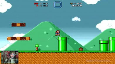 Super Mario Bros. X - 1 уровень - Начало хардкора (прохождение на русском)