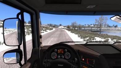 Euro Truck Simulator 2 - Geneva - Bordeaux(1/2)