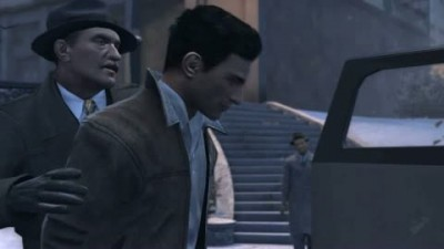 "Mafia II ""Joe's Adventures Gameplay Trailer"""