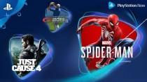 Официально: Marvel's Spider-Man и другие игры присоединяются к PS Now уже в этом месяце