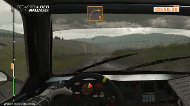 "Sebastien Loeb Rally Evo ""Геймплей Wales"""