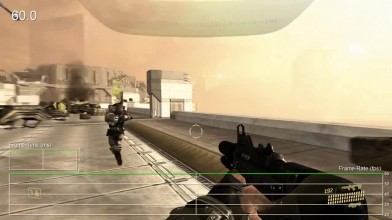 "Halo 3 ODST ""Сравнение частоты кадров xbox one от Digital Foundry"""